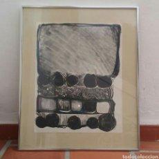 Varios objetos de Arte: CUADRO ABSTRACTO.. Lote 190340978
