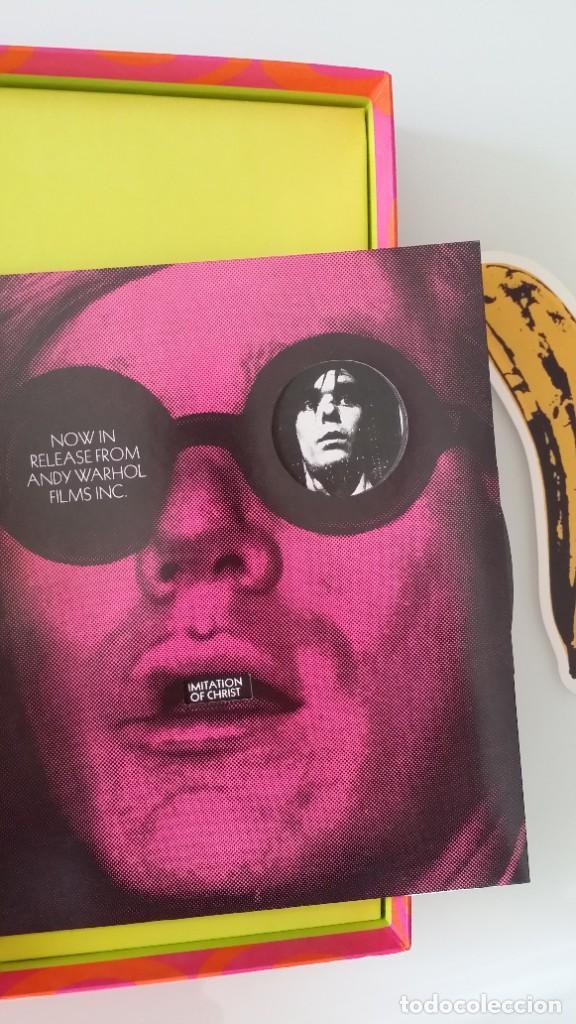 Varios objetos de Arte: ANDY WARHOL, POP, múltiple de los archivos del Museo Warhol, 2002 - Foto 3 - 190454602