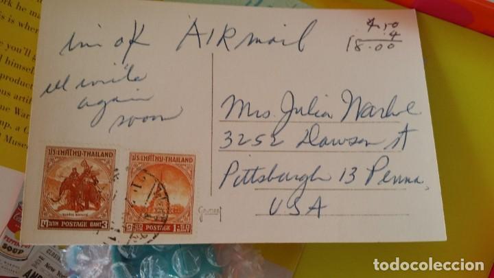 Varios objetos de Arte: ANDY WARHOL, POP, múltiple de los archivos del Museo Warhol, 2002 - Foto 13 - 190454602