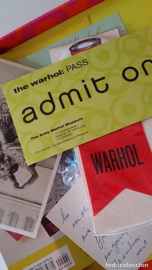 Varios objetos de Arte: ANDY WARHOL, POP, múltiple de los archivos del Museo Warhol, 2002 - Foto 17 - 190454602