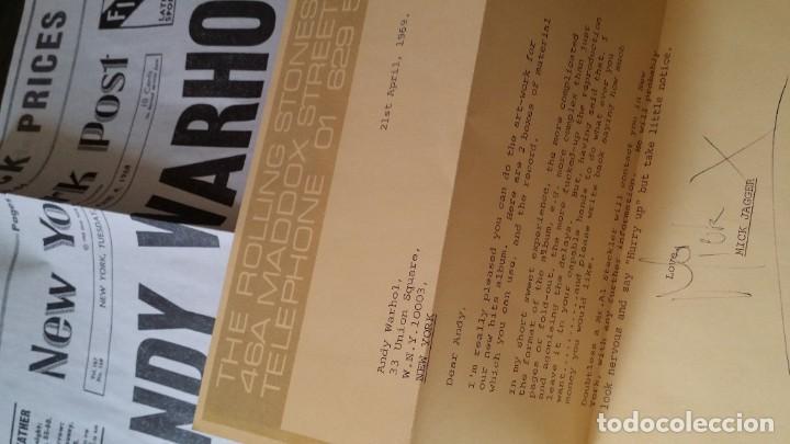 Varios objetos de Arte: ANDY WARHOL, POP, múltiple de los archivos del Museo Warhol, 2002 - Foto 20 - 190454602