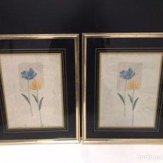 Varios objetos de Arte: PAREJA DE CUADROS PINTURA SOBRE TELA. Lote 191002045
