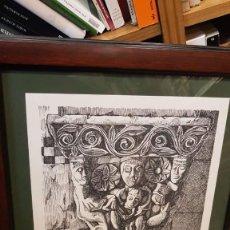 Varios objetos de Arte: CUADRO. Lote 191758740