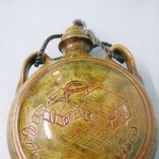 Varios objetos de Arte: INTERESANTE ODRE DE CERAMICA. FERRÁN SEGARRA. MIRAVET. CON DOCUMENTO DE AUTOR Y ORIGEN.. Lote 193076207