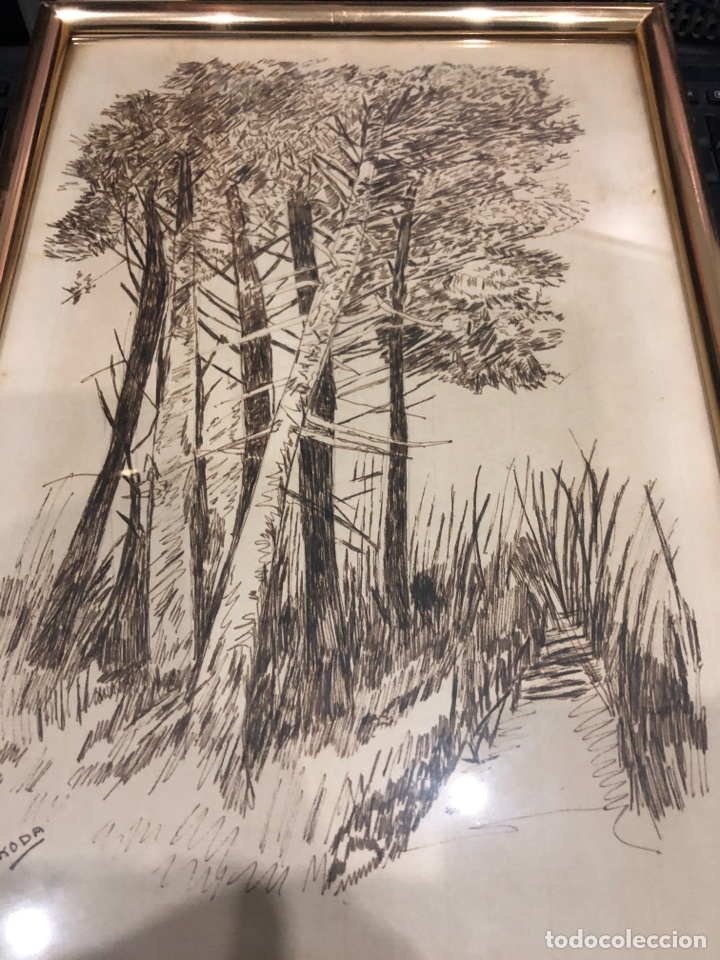 Varios objetos de Arte: Carboncillo - Foto 3 - 193434461