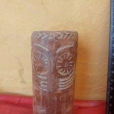 Varios objetos de Arte: ÍDOLO TARTESO REPRODUCCIÓN. Lote 194202577