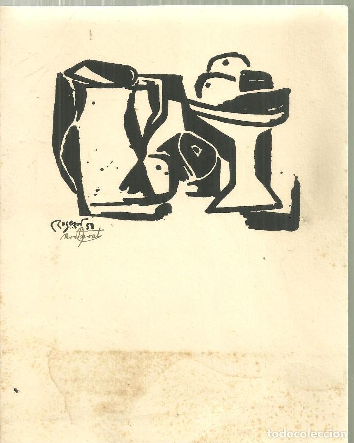 Varios objetos de Arte: 2043.- ASOCIACION DE ARTISTAS ACTUALES-PREMIOS DE MAYO-HOTEL RITZ-THARRATS-VILACASAS-PLANASDURA - Foto 3 - 194305038
