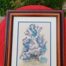 Varios objetos de Arte: CUADRO RODRIGUEZ SAN CLEMENT. Lote 194307876