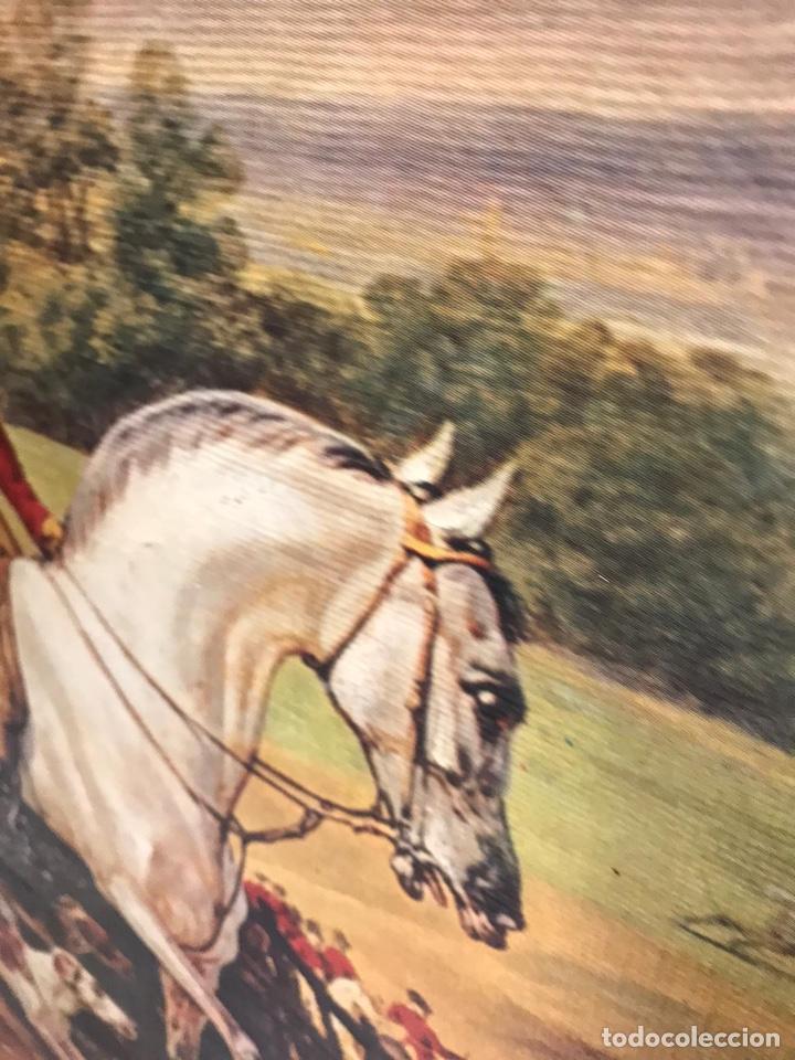 Varios objetos de Arte: Impresión sobre óleo de época - Foto 5 - 194351822