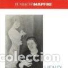 Varios objetos de Arte: HENRI CARTIER-BRESSON, FUNDACIÓN MAPFRE BORRÓN PARA EVITAR ESCANEO PROGRAMA DE MANO. Lote 194354097