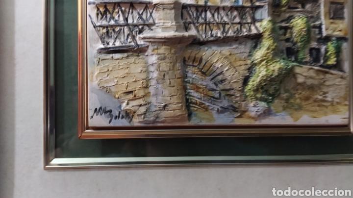 Varios objetos de Arte: Cuadro con relieve - Foto 2 - 194509721