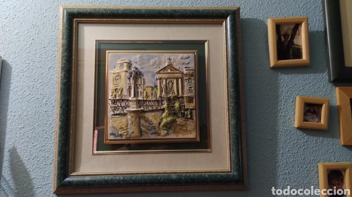 Varios objetos de Arte: Cuadro con relieve - Foto 3 - 194509721