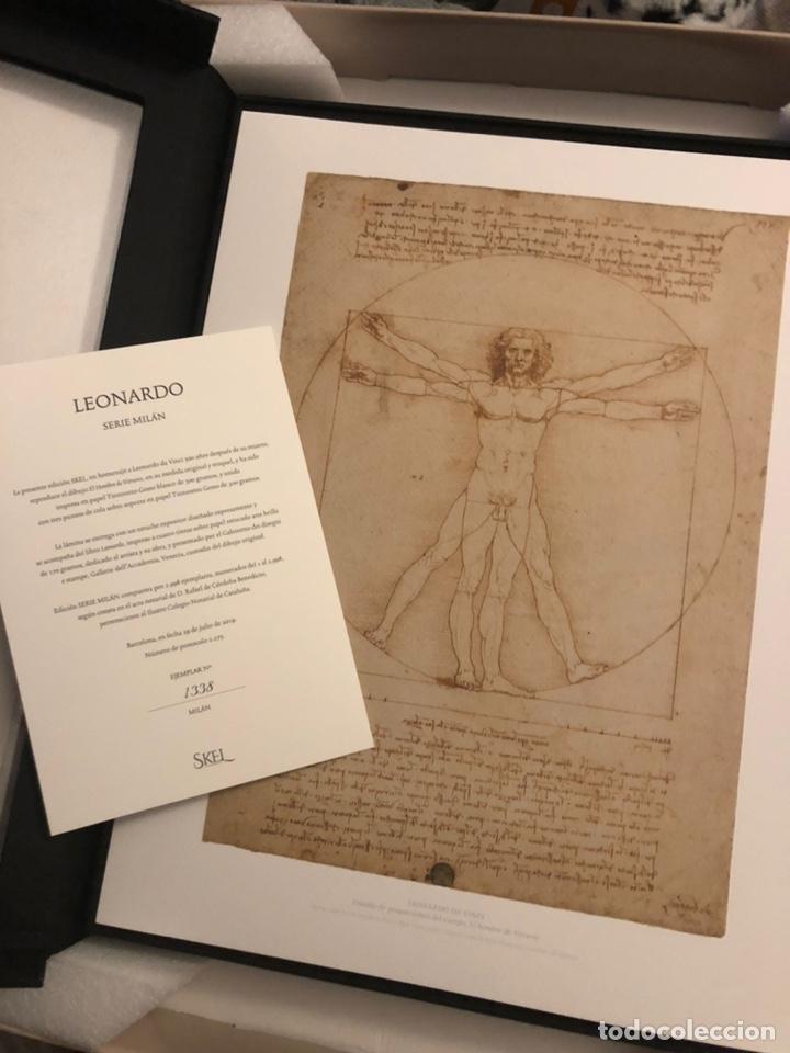 LEONARDO 500 (Arte - Varios Objetos de Arte)