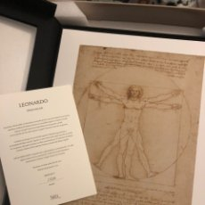 Varios objetos de Arte: LEONARDO 500. Lote 194893882