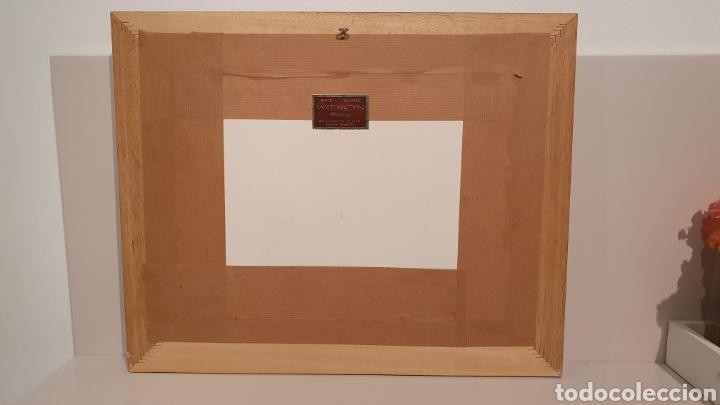 Varios objetos de Arte: PRECIOSO CUADRO BRODADO DE PUNTO DE CRUZ/ MIREN LAS FOTOGRAFÍAS/ SALIDA 1€ - Foto 6 - 194897388