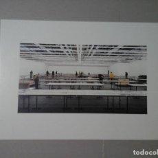 Varios objetos de Arte: ANDREAS GURSKY. EDITION FOR PARKETT 44. POSTAL 10,5 X 15 CM. FOTOGRAFÍA. ARTE CONTEMPORÁNEO.. Lote 194977028