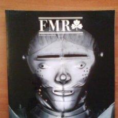 Varios objetos de Arte: 1993 REVISTA FMR N1 19 EDICIÓN ESPAÑOLA. Lote 194983840