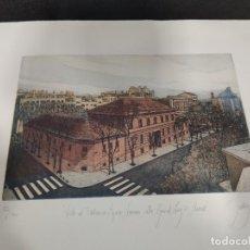 Varios objetos de Arte: GRABADO ORIGINAL JAELIUS. Lote 195177902