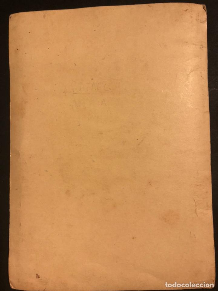 Varios objetos de Arte: Foto del pintor Julio Romero de Torres con dedicatoria y firma de su hijo Rafael 17 x 12 cm - Foto 2 - 195245012