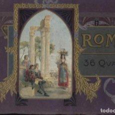 Varios objetos de Arte: QUADRI ARTISTICI DELLE GALLERIE DI ROMA. Lote 195320986