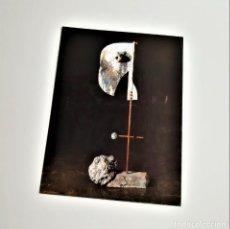 Varios objetos de Arte: TARJETON INVITACION HOMENAJE A JOAN MIRO BARCELONA 1993 - 15.5 X 20.5.CM. Lote 195491470