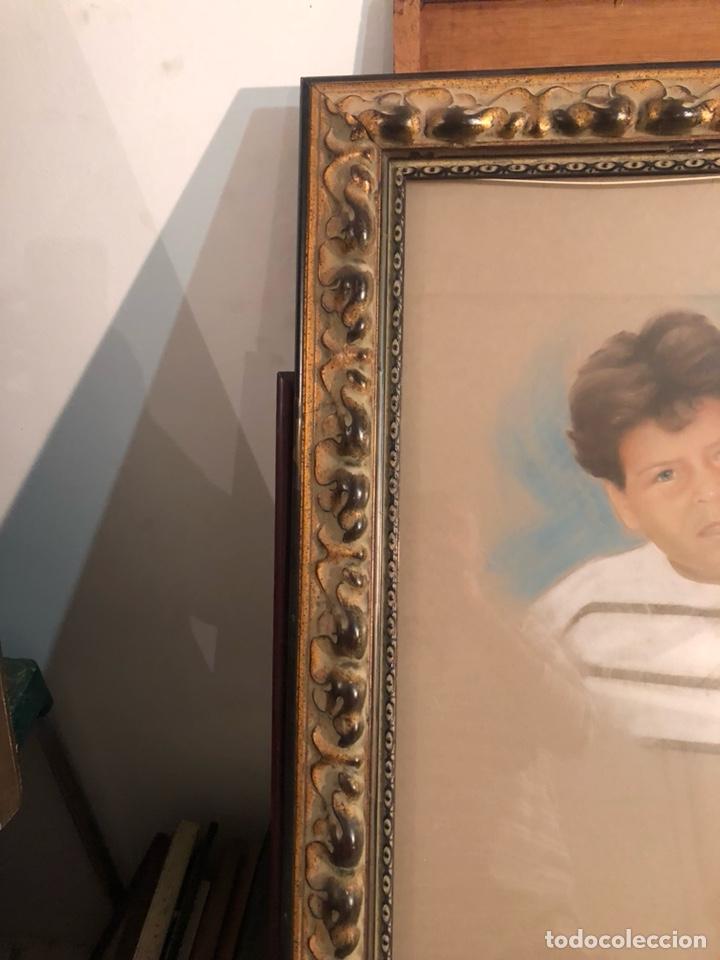 Varios objetos de Arte: Bonito retrato pintado, firmado - Foto 4 - 198091353
