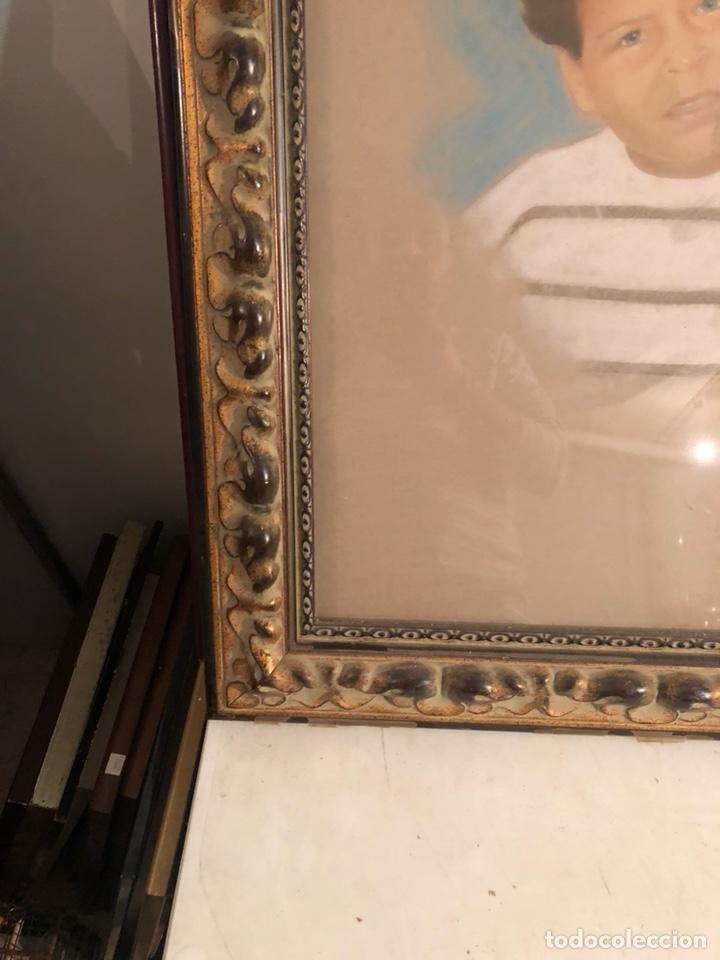 Varios objetos de Arte: Bonito retrato pintado, firmado - Foto 5 - 198091353