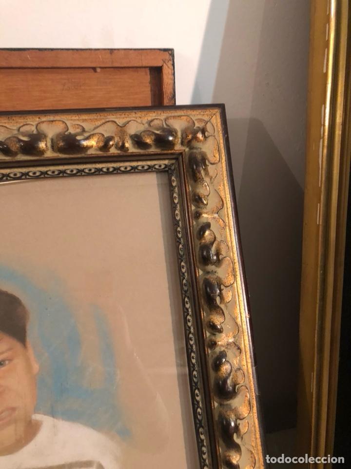 Varios objetos de Arte: Bonito retrato pintado, firmado - Foto 6 - 198091353