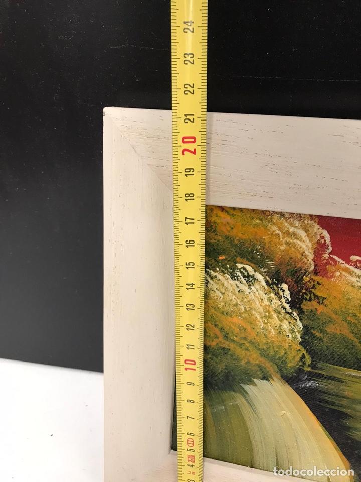 Varios objetos de Arte: Cuadro pintado a mano - Foto 2 - 198212765