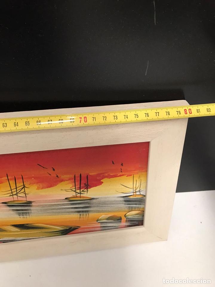 Varios objetos de Arte: Cuadro pintado a mano - Foto 3 - 198212765