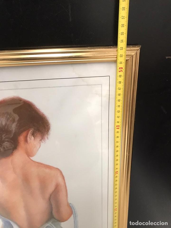 Varios objetos de Arte: Cuadro lamina mujer - Foto 2 - 198215653