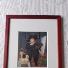 Varios objetos de Arte: CUADRO BOTERO. Lote 198859608