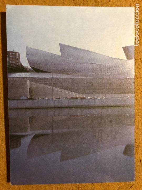 Varios objetos de Arte: INVITACIÓN INAGURACIÓN MUSEO GUGGENHEIM BILBAO (1997), CON PROGRAMA DE ACTOS. - Foto 3 - 199427823