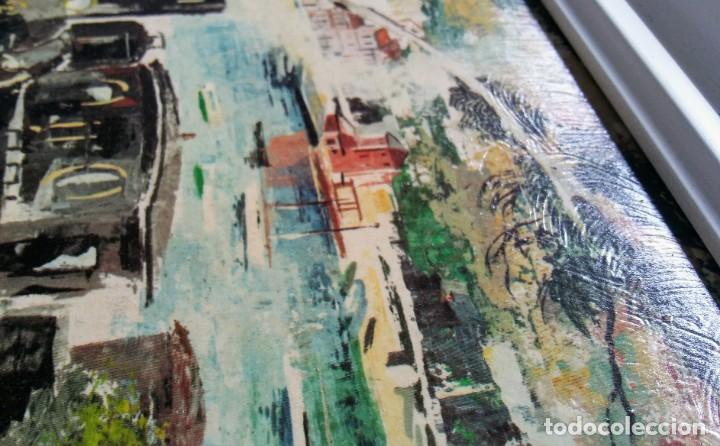 Varios objetos de Arte: CUADRO FLORIT - Foto 3 - 199692440