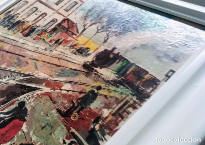 Varios objetos de Arte: CUADRO FLORIT MULLERUSA - Foto 3 - 199692736