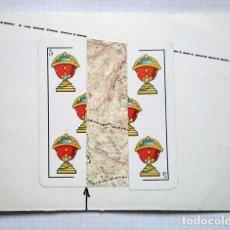 Varios objetos de Arte: CEFERINO MORENO (VILLENA, 1934 - MADRID, 2008) · COLLAGE FELICITACIÓN 1970, DEDICADO Y FIRMADO. Lote 199875751