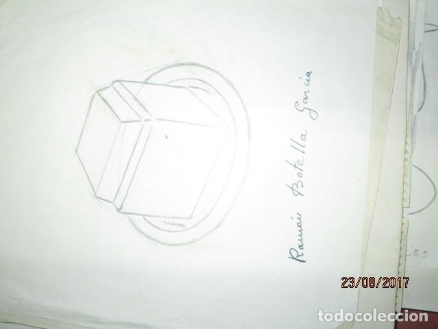 Varios objetos de Arte: ANTIGUA CARPETA CON 65 DIBUJOS ANTIGUA ACADEMIA O TALLER DE ARTE escuela trabajo de ALICANTE - Foto 36 - 176645809