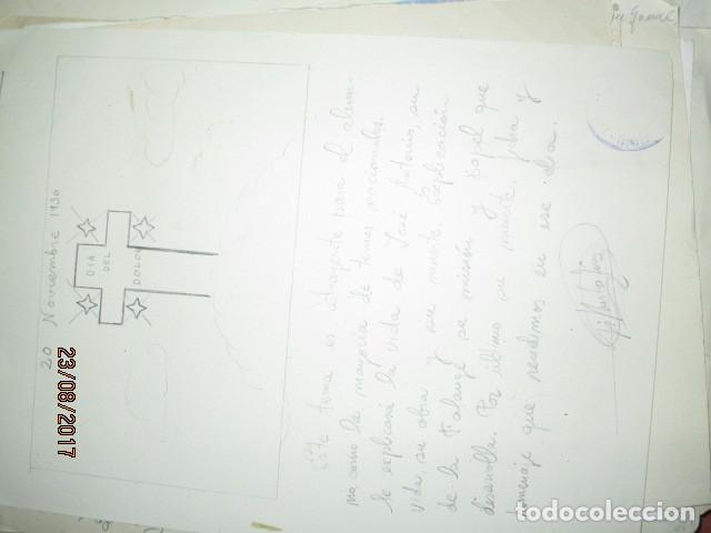 Varios objetos de Arte: ANTIGUA CARPETA CON 65 DIBUJOS ANTIGUA ACADEMIA O TALLER DE ARTE escuela trabajo de ALICANTE - Foto 38 - 176645809