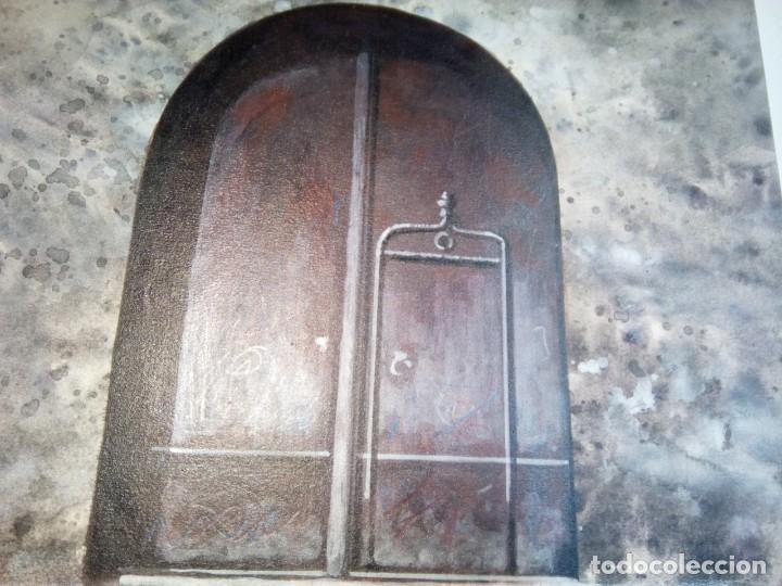 Varios objetos de Arte: * VICENÇ HUEDO.OBRA ORIGINAL. 28,5 CM.X 26,5 CM. (Rf: GCQ/*) - Foto 3 - 200831341