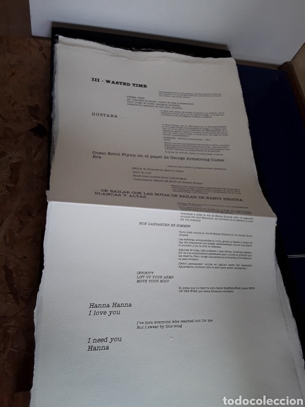 Varios objetos de Arte: MARINA FRANCKATA,PEPE CERDA,SERGIO ABRAIN,KLAUS DILLENBERGER Y JUAN LUIS DE ORELLANA(ARTE VIVO) - Foto 26 - 201111823