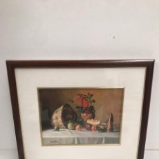 Varios objetos de Arte: CUADRO LAMINA. Lote 201124978