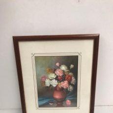 Varios objetos de Arte: CUADRO LAMINA. Lote 201125076