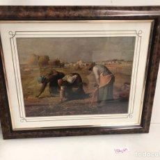Varios objetos de Arte: CUADRO LAMINA. Lote 201125376
