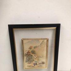 Varios objetos de Arte: CUADRO. Lote 201125752