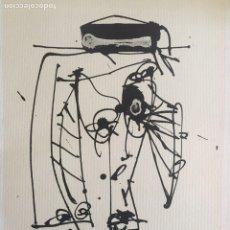 Varios objetos de Arte: ANTONIO SAURA 20 DIBUJOS.COMPLETA. Lote 201715877