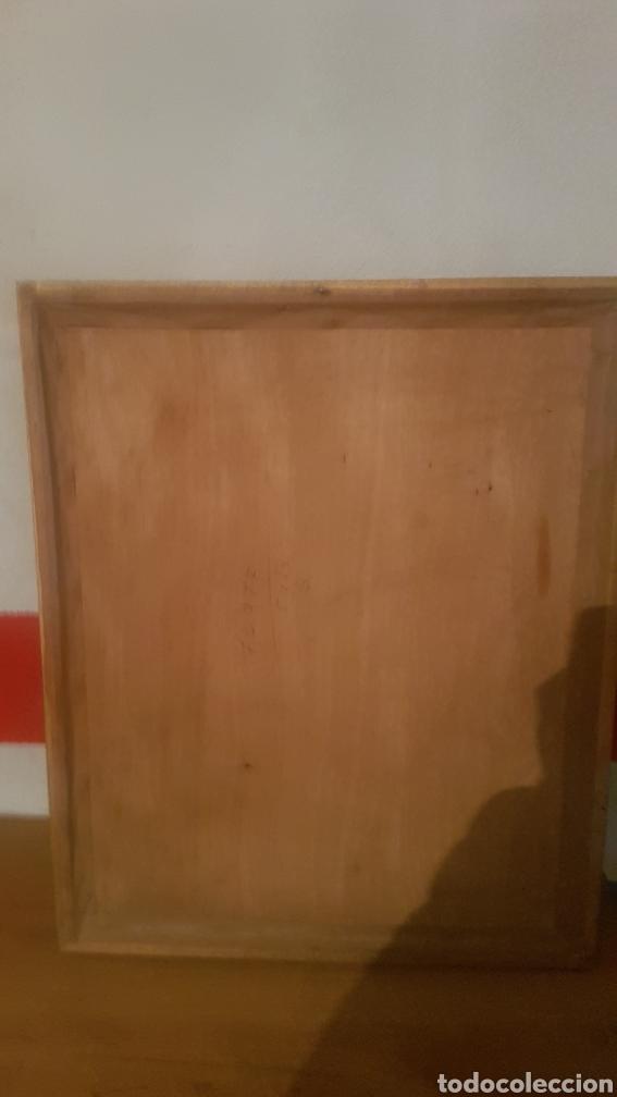 Varios objetos de Arte: Cuadro de madera con marco Huetos - Foto 2 - 202445277