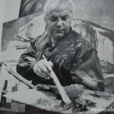 Varios objetos de Arte: FOTOGRAFIA ANTIGUA TARJETA PERSONAL FIRMADA DEL PINTOR JOSE PEREZ GIL ALICANTE MANUSCRITA 1946. Lote 190511042