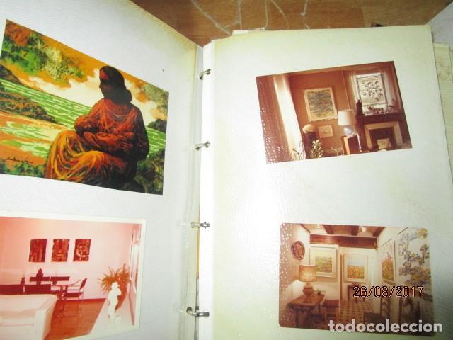 Varios objetos de Arte: ANTIGUO ALBUM 400 FOTOS ORIGINALES INEDITAS PINTOR ANTONIO FERRI PINTURA VALENCIANA ANTIGUA - Foto 18 - 148517746