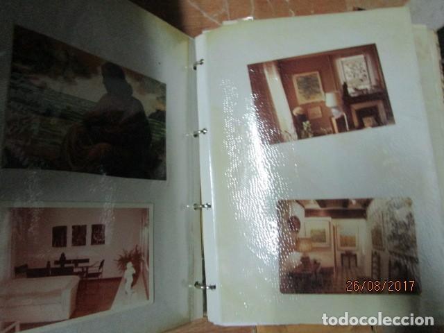Varios objetos de Arte: ANTIGUO ALBUM 400 FOTOS ORIGINALES INEDITAS PINTOR ANTONIO FERRI PINTURA VALENCIANA ANTIGUA - Foto 19 - 148517746