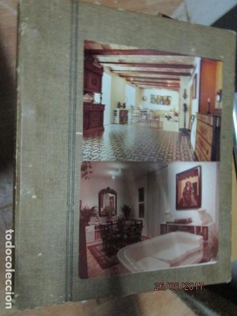 Varios objetos de Arte: ANTIGUO ALBUM 400 FOTOS ORIGINALES INEDITAS PINTOR ANTONIO FERRI PINTURA VALENCIANA ANTIGUA - Foto 7 - 148517746